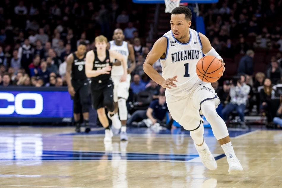 NCAA Basketball 2018: Xavier vs Villanova Wildcats: JAN 10
